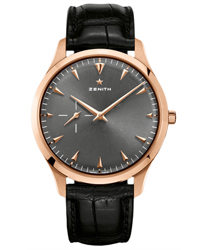 Zenith Heritage Mens Wristwatch Model: 18.2010.681-91.C493