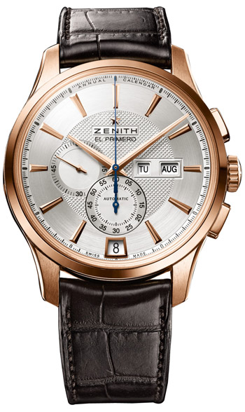Zenith Captain Men's Watch Model 18.2070.4054-02.C711