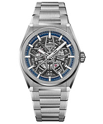 Zenith Defy Men's Watch Model 95.9000.670/78.M9000