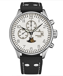 Zeno Vintage Chrono Men's Watch Model 4100-I2