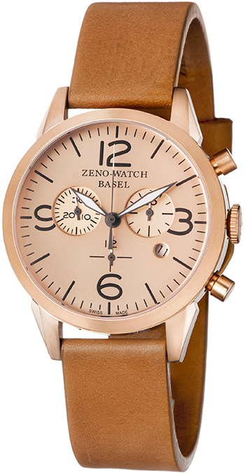 Zeno Vintage Line Men's Watch Model 4773Q-PRG-A6-1