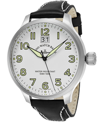 Zeno Super Oversized Men's Watch Model 6221-7003-A2