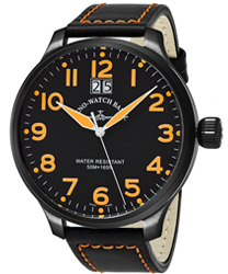Zeno Super Oversized Men's Watch Model 6221-7003-BKA15