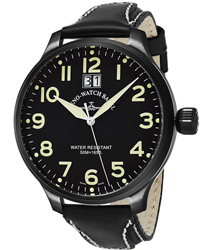 Zeno Super Oversized Men's Watch Model 6221-7003-BKA1