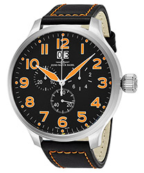 Zeno Super Oversized Men's Watch Model: 6221-8040-A15