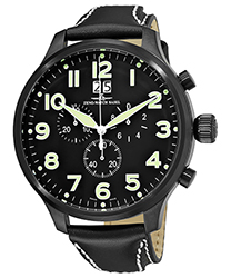Zeno Super Oversized Men's Watch Model: 6221-8040-BK-A1