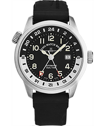 Zeno Pilot Fellow Men's Watch Model: 6304GMT-A1