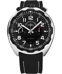 Zeno Pilot Bulhed Men's Watch Model: 6528-THD-A1