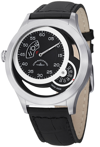 Zeno Jumping Hour Men's Watch Model 6733Q-I1