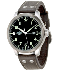 Zeno Oversized Pilot Men's Watch Model 8554-a1-D-eck