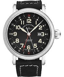 Zeno Pilot Nostlgia Men's Watch Model: 88075GMT-A1