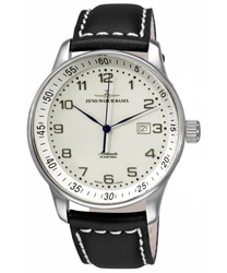 Zeno X-Large Pilot Mens Wristwatch