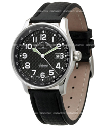 Zeno X-Large Pilot Men's Watch Model: P554-s1