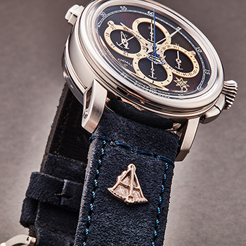 L. Kendall K4 Men's Watch Model K4-001 Thumbnail 2
